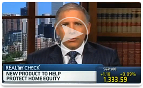 EquityLock House Warranties Solutions featured on CNBC