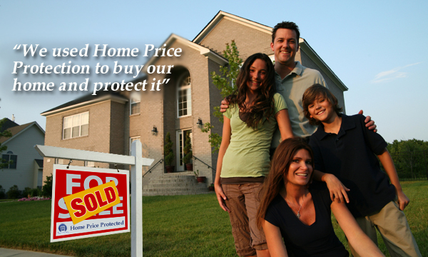 Home Owner Warranty with Home Price Protection